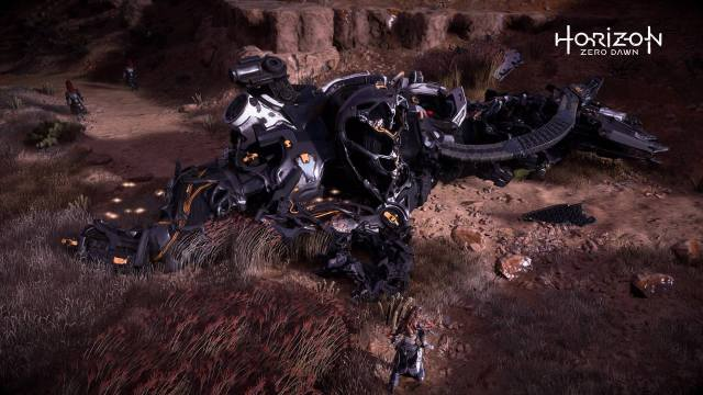 horizon zero dawn big kill