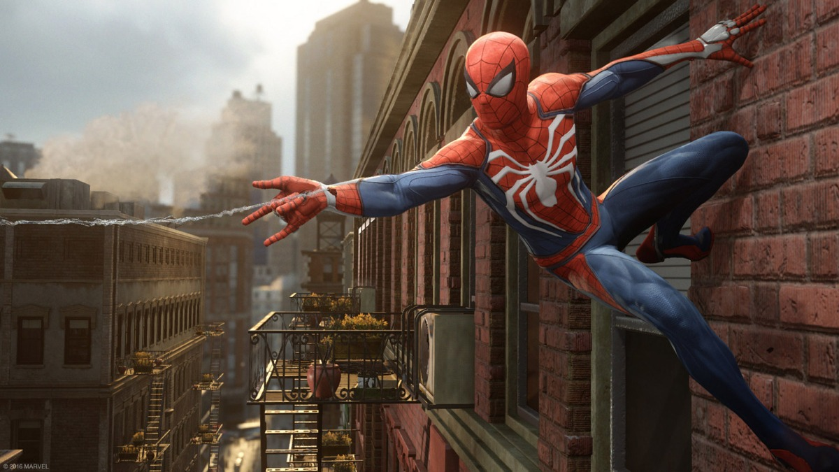 spiderman-ps4-2016-game-on
